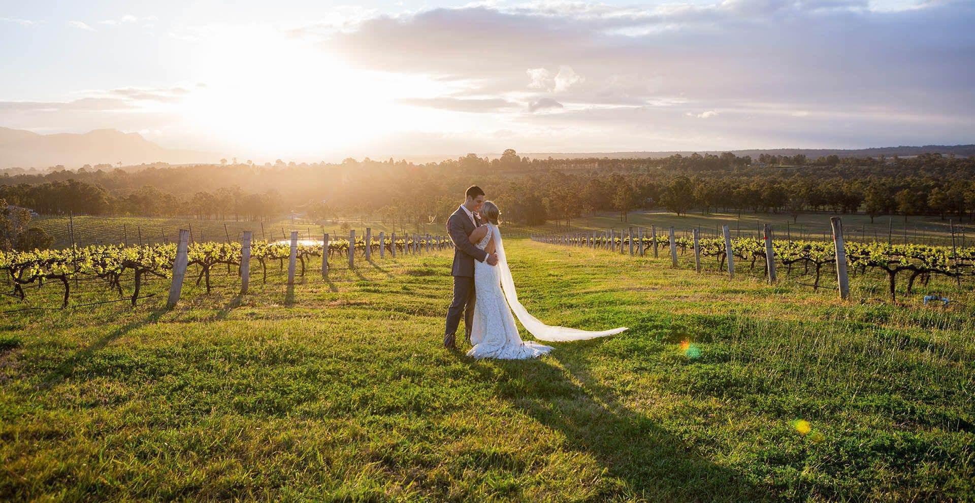 Wedding Photographer Hunter Valley NSW