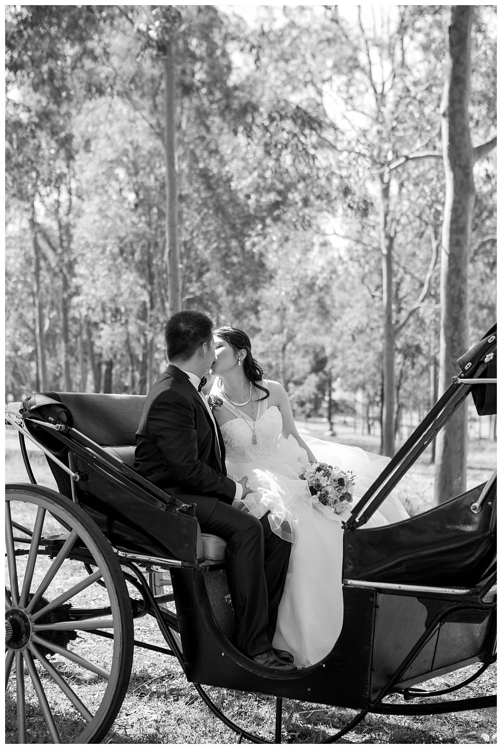 ArtyJ Photography | © Popcorn Photography – Used with Permission, Chateau Elan, The Vintage, The Carriage House, Spring Wedding, Wedding, Pokolbin, Australia, NSW, Photography | Yin & Hui | Wedding
