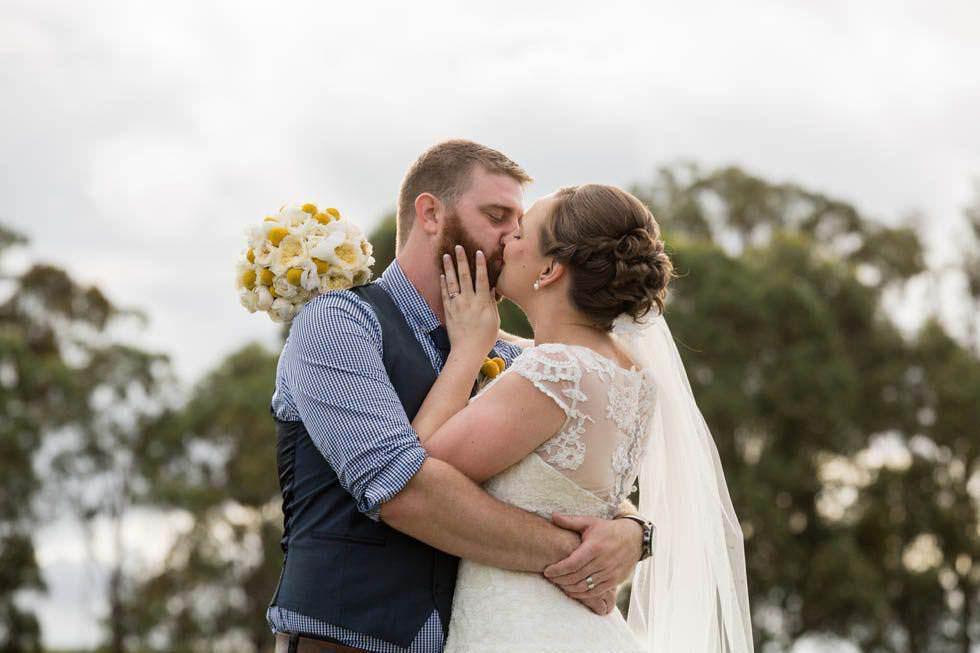 ArtyJ Photography | © Popcorn Photography – Used with Permission, Summer Wedding, Peterson House, Wedding, Pokolbin, Australia, NSW, Photography | Gabrielle & Andrew | Wedding