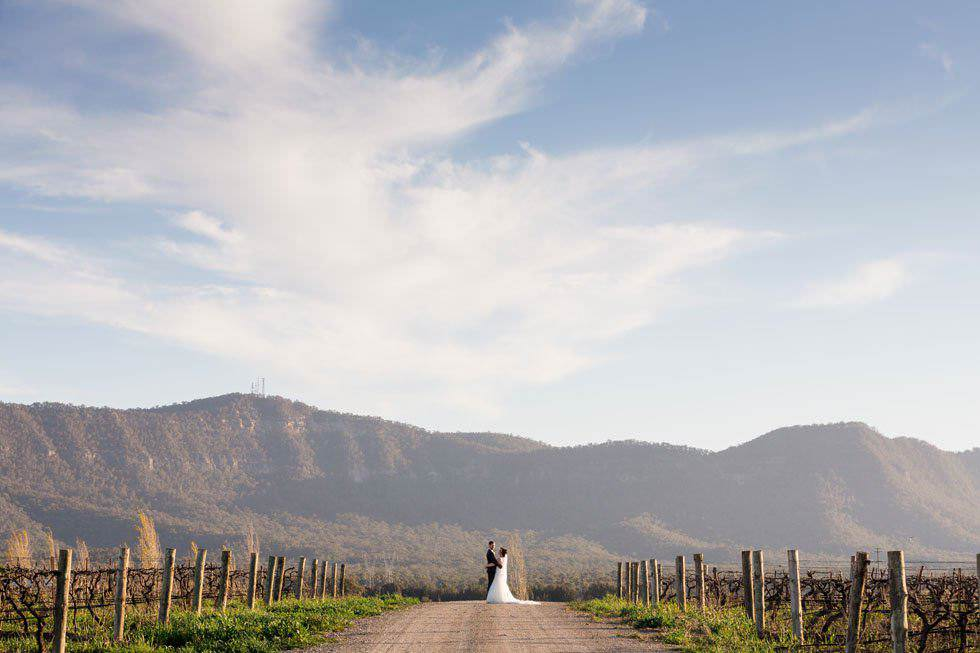 ArtyJ Photography | © Popcorn Photography – Used with Permission, Peter Drayton Wines, Enzo Weddings, St Patricks Nulkaba, Winter Wedding, Pokolbin, Australia, NSW, Hunter Valley, Photography | Bernadette & Ryan | Wedding
