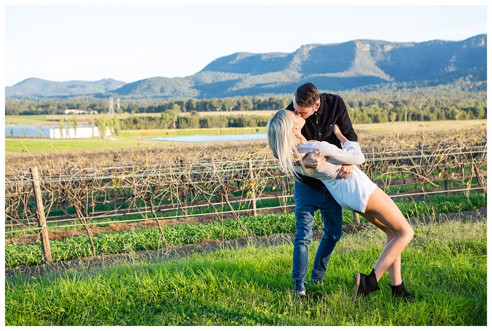 ArtyJ Photography   Autumn Proposal, The Hunter Concierge, Pokolbin Picnic Co, Proposal, Pokolbin, Australia, NSW, Hunter Valley, Photography   Xanthe & Ben   Proposal