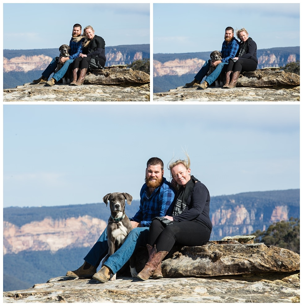 ArtyJ Photography | Blue Mountains, Winter eShoot, Australia, NSW, eShoot, Photography | Danielle & Glen | eShoot