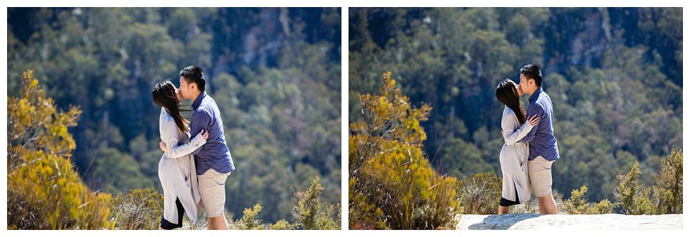 ArtyJ Photography | Blue Mountains, Spring Proposal, Proposal, Australia, NSW, Engagement | Fiona & Ray | Proposal