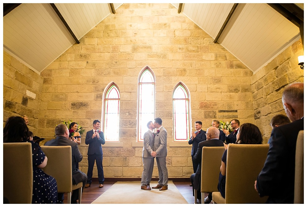 ArtyJ Photography | Victoria Langham, Affections Wedding & Event Hire, LGBT, Yeng Tan Floral Designer, Chateau Elan, The Vintage, Pokolbin, NSW, Autumn Wedding | Darren & Ross | Wedding