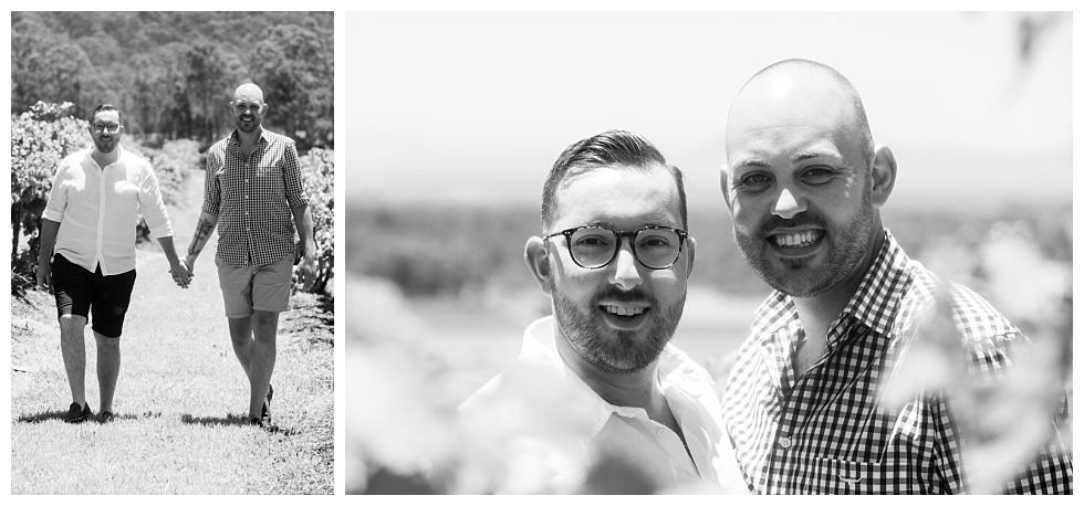 ArtyJ Photography | Audrey Wilkinson, LGBT, Summer Proposal, Proposal, Pokolbin, NSW | Brett & Robbie | Proposal