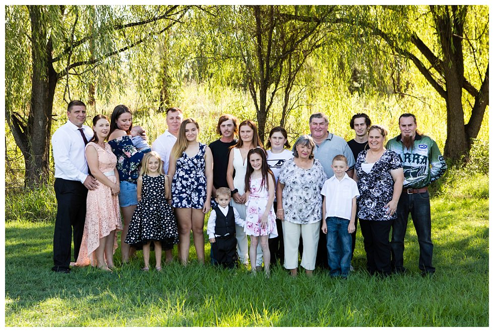 ArtyJ Photography | Chinaman's Hollow, Family Portraits, Portraits, NSW, Hunter Valley | Bushell Family | Portraits