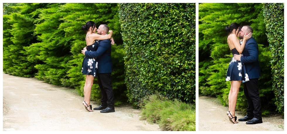 ArtyJ Photography | Hunter Valley Gardens, Summer Proposal, Proposal, NSW, Hunter Valley | Emma & Coen | Proposal