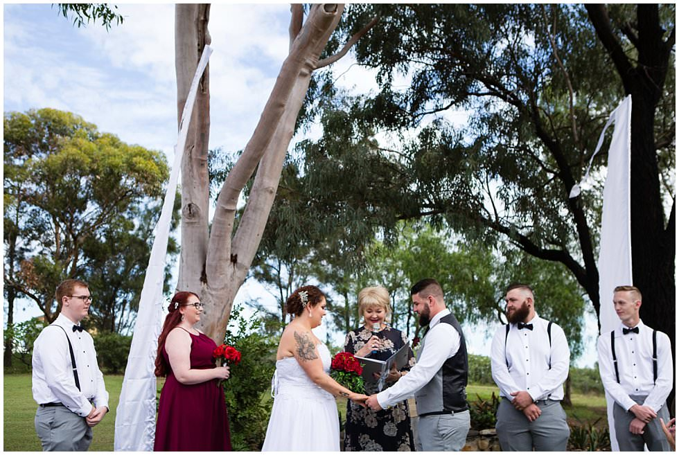 ArtyJ Photography | Elope in the Vines, Worthingtons Vineyard, Trish Wise, Summer Elopement, Pokolbin, Australia, NSW | Danielle & Jacob | Elopement